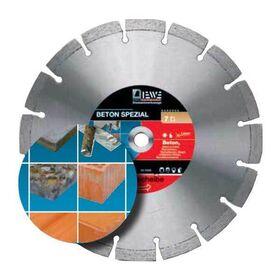 DIEWE  Δίσκος κοπής μπετού Φ350mm  D90 σε 12 Άτοκες Δόσεις
