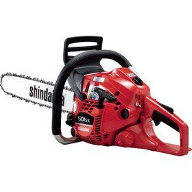SHINDAIWA  Αλυσοπρίονο Βενζίνης 3.50 hp Λάμα 45cm  501SX σε 12 Άτοκες Δόσεις